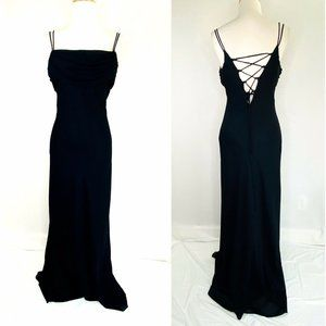 Aspeed Vintage Womens Formal Dress Gown Size M